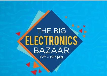 The Big Electronic Bazaar