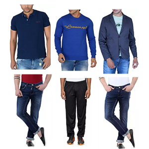 Flat 60% Off On Men's Clothing by Killer, Lawman , Integriti & more