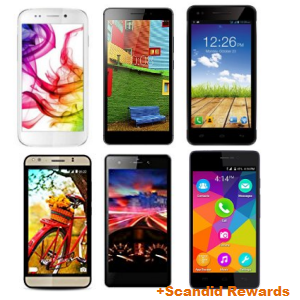 Mobiles Lightning Deals Upto 69% off from Rs. 549 + Cashback