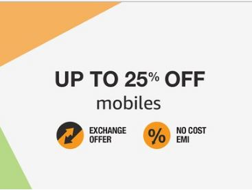 Exciting Offers On Mobiles