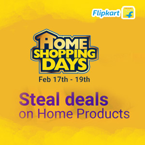 Home Shopping Days Are Back!!
