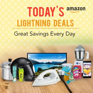 Deal of the Day & Lightning Deals