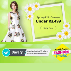 Dresses For Women under Rs.499 @shopclues