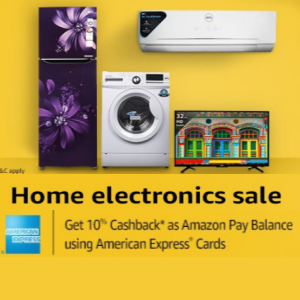 Large appliances upto 35% off @amazon