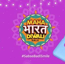 Maha Bharat Diwali Sale: 50%-80% Off