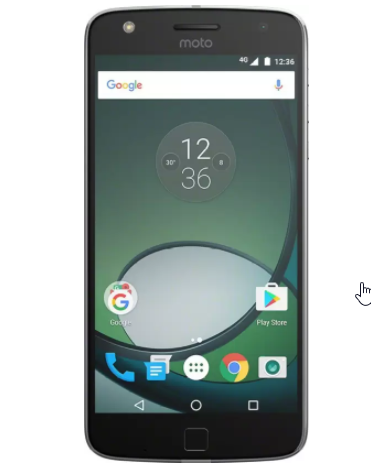 Motorola Moto Z Play 32GB 3GB RAM, Dual Sim 4G