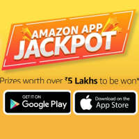 Win Smartphone on Amazon App Download*